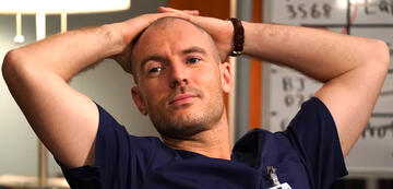 Grey's Anatomy-Neuzugang in Staffel 16: McWidow aka Dr. Cormac Hayes (Richard Flood)