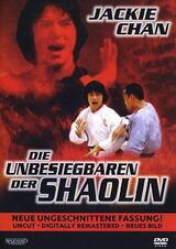 Die Unbesiegbaren der Shaolin - Poster