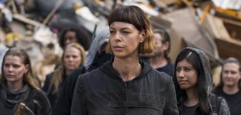 Neue Gesichter in The Walking Dead