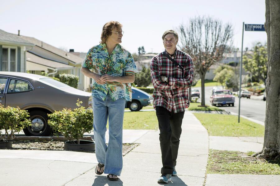 Don't worry, weglaufen geht nicht mit Joaquin Phoenix und Gus van Sant