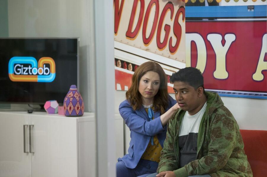 Unbreakable Kimmy Schmidt - Staffel 4 mit Ellie Kemper