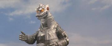MechaGodzilla in den japanischen Filmen
