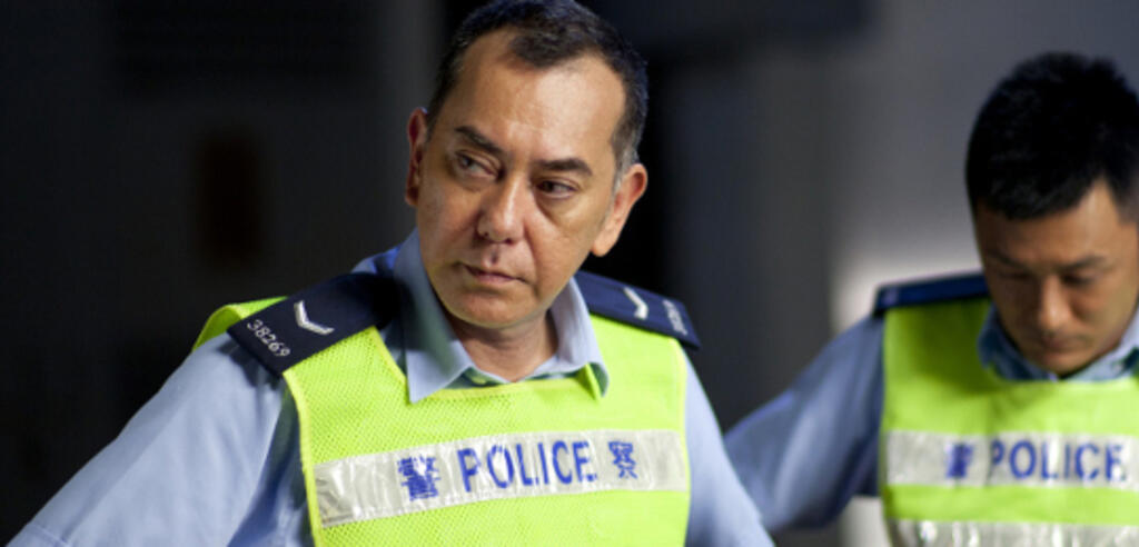 Anthony Wong in Motorway