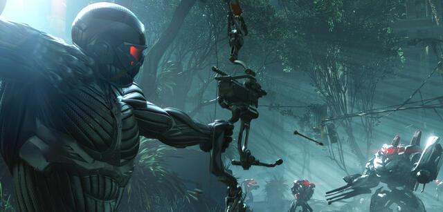 Crysis gehört nach wie vor zu den schicksten Games