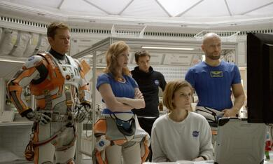 Der Marsianer - Rettet Mark Watney mit Matt Damon, Kate Mara und Kristen Wiig - Bild 2