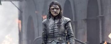 Ein Wiedersehen mit Arya wird es nicht geben