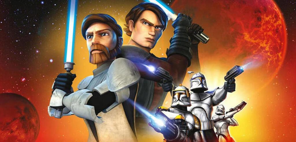 Die Serie Star Wars: The Clone Wars