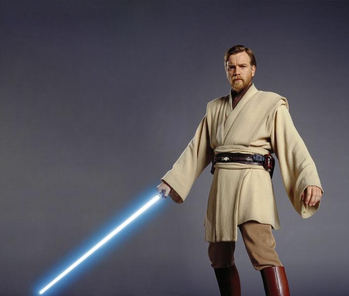 Ewan McGregor in Star Wars: Episode II - Angriff der Klonkrieger