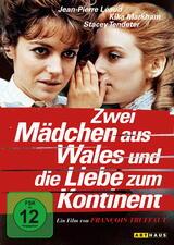 Zwei Mädchen aus Wales und die Liebe zum Kontinent - Poster