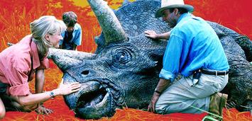 Bild zu:  Jurassic Park