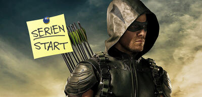 Arrow startet heute in die 5. Staffel auf The CW
