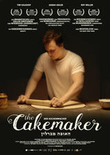The Cakemaker - Poster