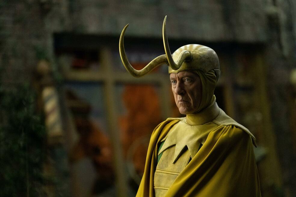 Loki, Loki - Staffel 1, Loki - Staffel 1 Episode 5 mit Richard E. Grant