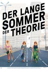 Der lange Sommer der Theorie - Poster