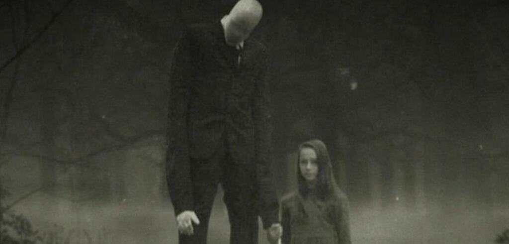 Bild aus der HBO-Doku Beware the Slenderman