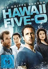 Hawaii Five-0 - Staffel 3 - Poster