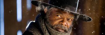 Samuel L. Jackson in Tarantinos Hateful 8