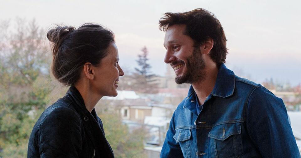 Was bleibt, ist die Erinnerung mit Elena Anaya und Benjamín Vicuña