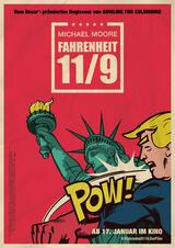 Fahrenheit 11/9 - Poster