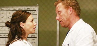 Grey's Anatomy, Staffel 14 - Amelia und Owen