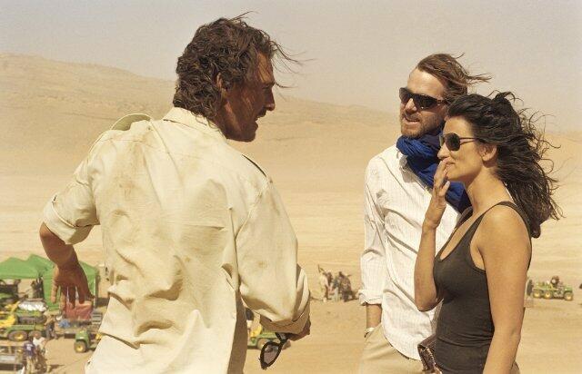 Sahara - Abenteuer in der Wüste mit Matthew McConaughey und Penélope Cruz