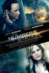 Numbers Station - Poster
