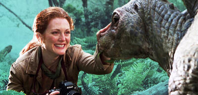 Julianne Moore in Vergessene Welt: Jurassic Park