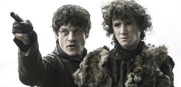 Game of Thrones, Staffel 6, Folge 9: Ramsay Bolton mit Rickon Stark