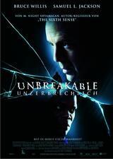 Unbreakable - Unzerbrechlich - Poster