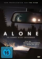 Alone - Du kannst nicht entkommen - Poster