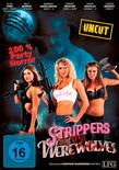Strippers vs werewolves cover