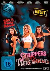 Strippers vs. Werewolves - Poster
