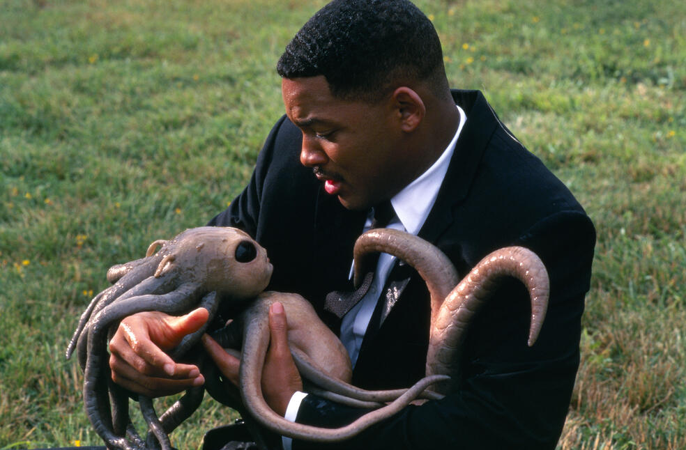 Men in Black mit Will Smith