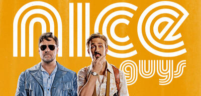 The Nice Guys - Teaserposter