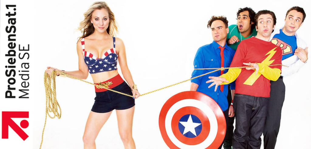 CBS-Hit bei ProSieben: The Big Bang Theory