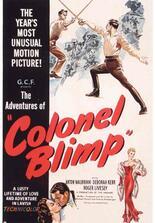 Leben und Sterben des Colonel Blimp
