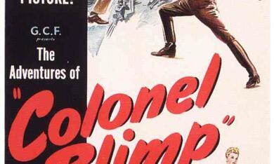 Leben und Sterben des Colonel Blimp - Poster - Bild 1