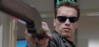 Terminator 2 mit Arnold Schwarzenegger