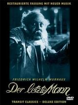 Der letzte Mann - Poster