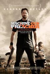 Machine Gun Preacher - Poster
