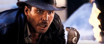 Indy hasst Schlangen