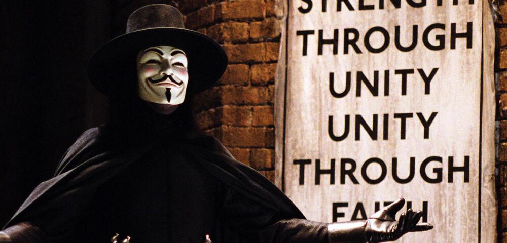 V Wie Vendetta Kinox