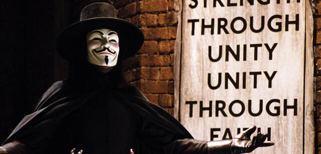 Filme Wie V Wie Vendetta