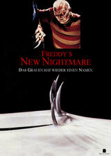 Freddy's New Nightmare - Poster