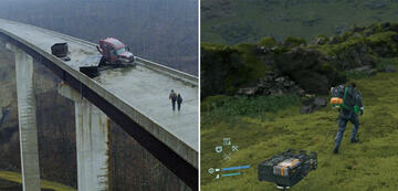 The Road, Death Stranding