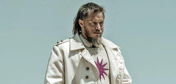 Travis Fimmel in Raised by Wolves