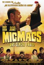 Micmacs - Uns gehört Paris Poster
