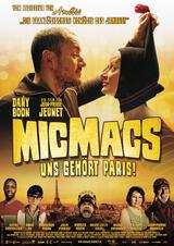 Micmacs - Uns gehört Paris - Poster