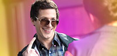 Jake freut sich über eine 7. Staffel von Brooklyn Nine-Nine
