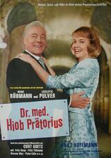 Dr. med. Hiob Prätorius - Poster